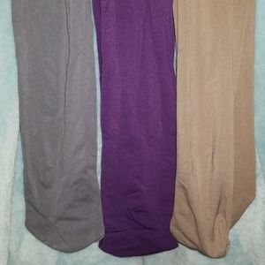 Colored tights lot